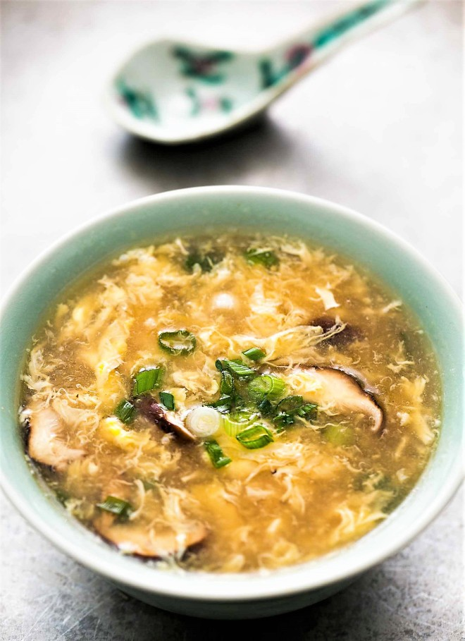 #WinterSpecial That street-style Clear Chicken Soup!!