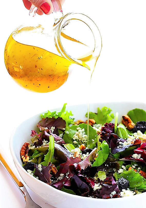 what better kind of salad to consume than a detox salad?
